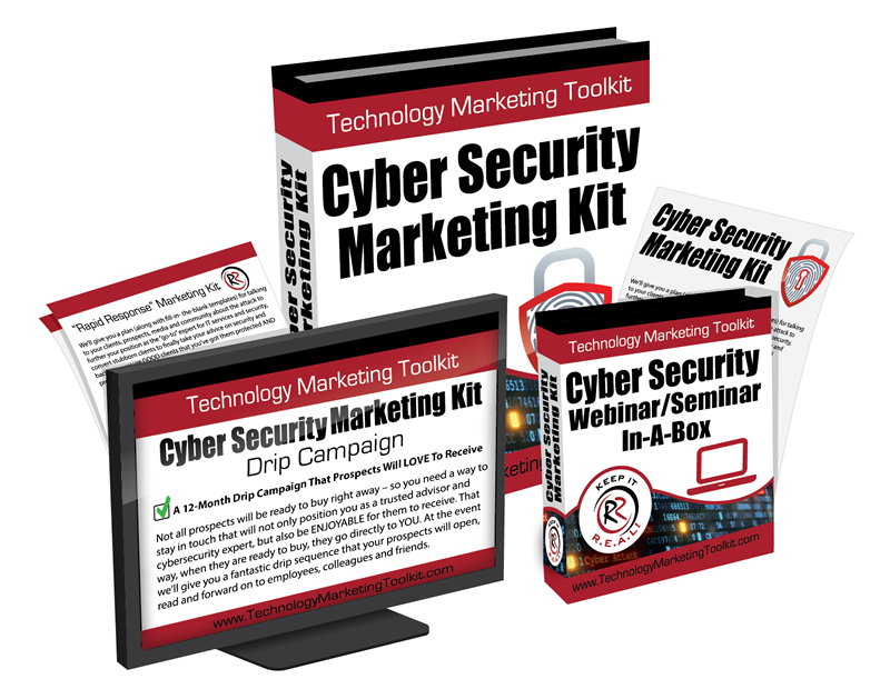 Cyber Security Marketing Toolkit