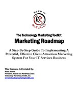 The Marketing Roadmap For Consults