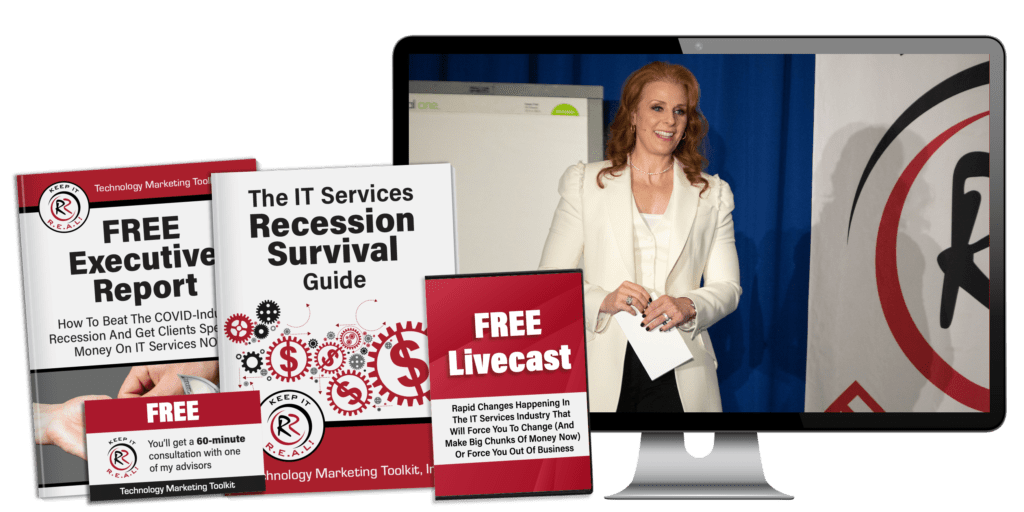 The IT Services Recession Survival Guide