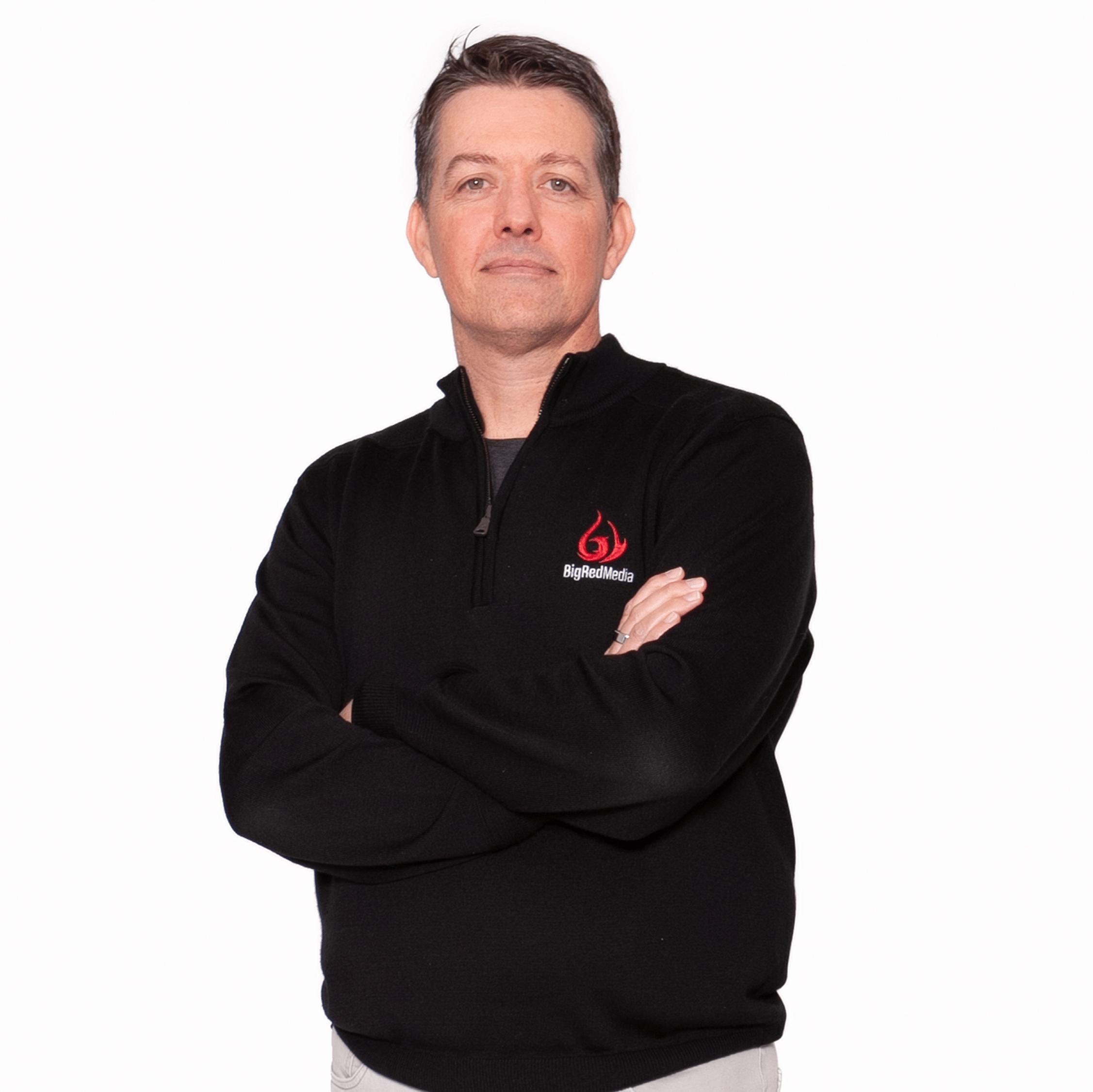 Jeff Johnson | VP Big Red Media
